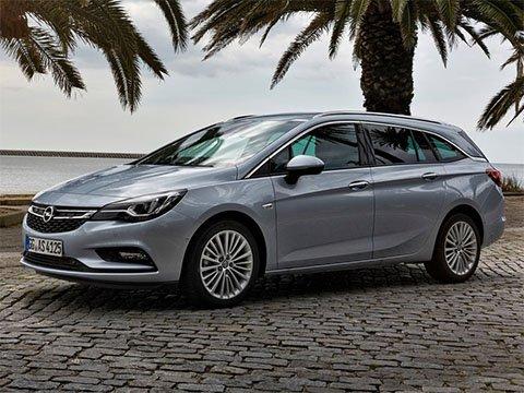 Video: Opel Astra Sports Tourer představení a test