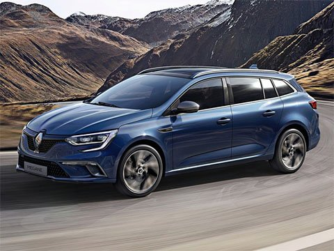 Renault Mégane Grandtour - recenze a ceny