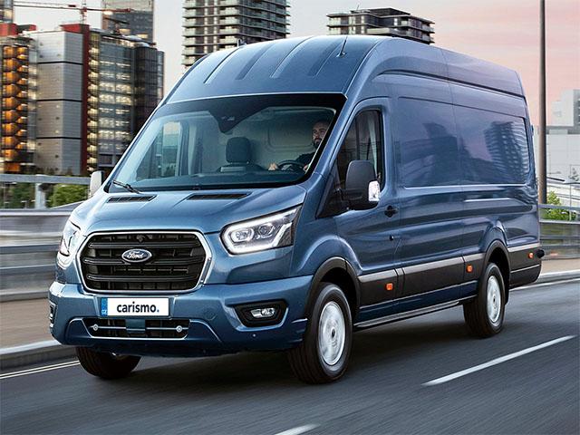 Ford Transit Van - recenze a ceny