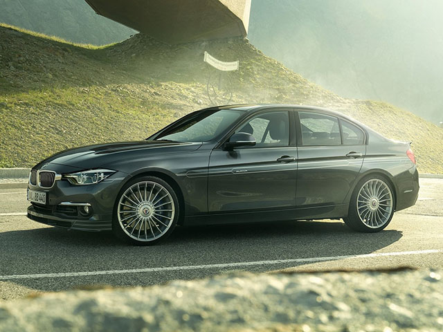 Video: BMW ALPINA B3 S BITURBO test auta
