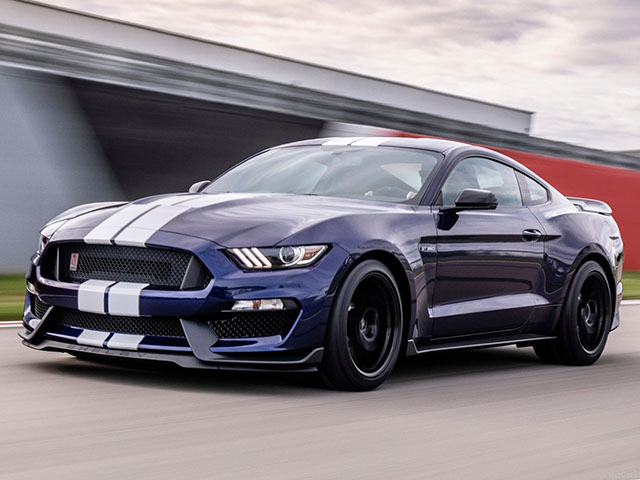 Ford Mustang Shelby GT350 - recenze a ceny