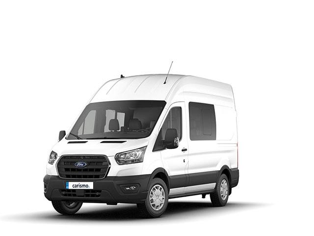 Ford Transit Kombi - recenze a ceny