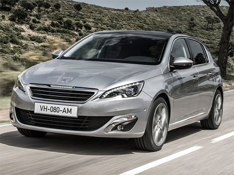 Peugeot 308 - recenze a ceny