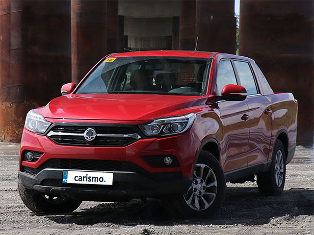 SsangYong Musso Grand - recenze a ceny