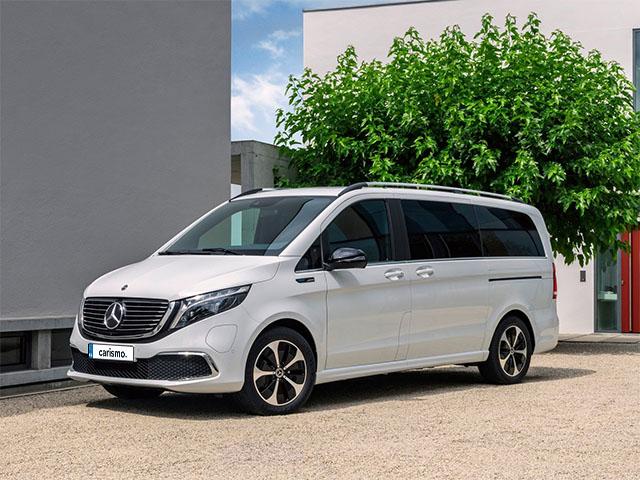 Mercedes-Benz EQV - recenze a ceny