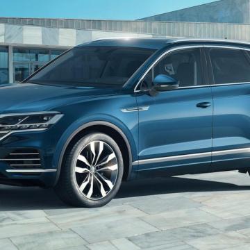VW Touareg již od 11 854 Kč