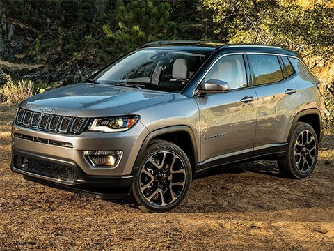 Jeep Compass - recenze a ceny