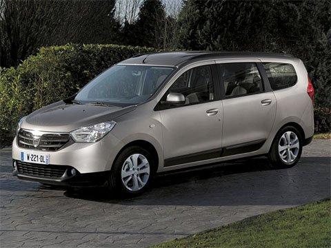 Dacia Lodgy - recenze a ceny