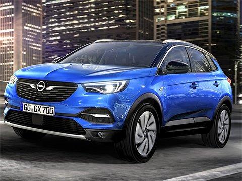 Opel Grandland X - recenze a ceny