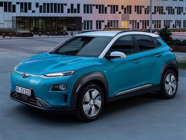 Hyundai Kona Electric - recenze a ceny