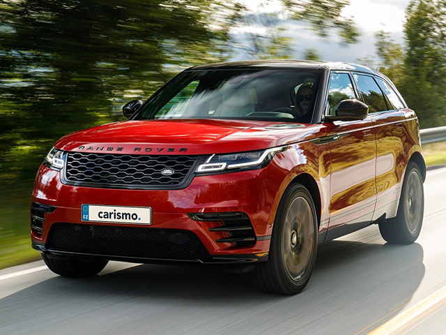 Land Rover Range Rover Velar - recenze a ceny
