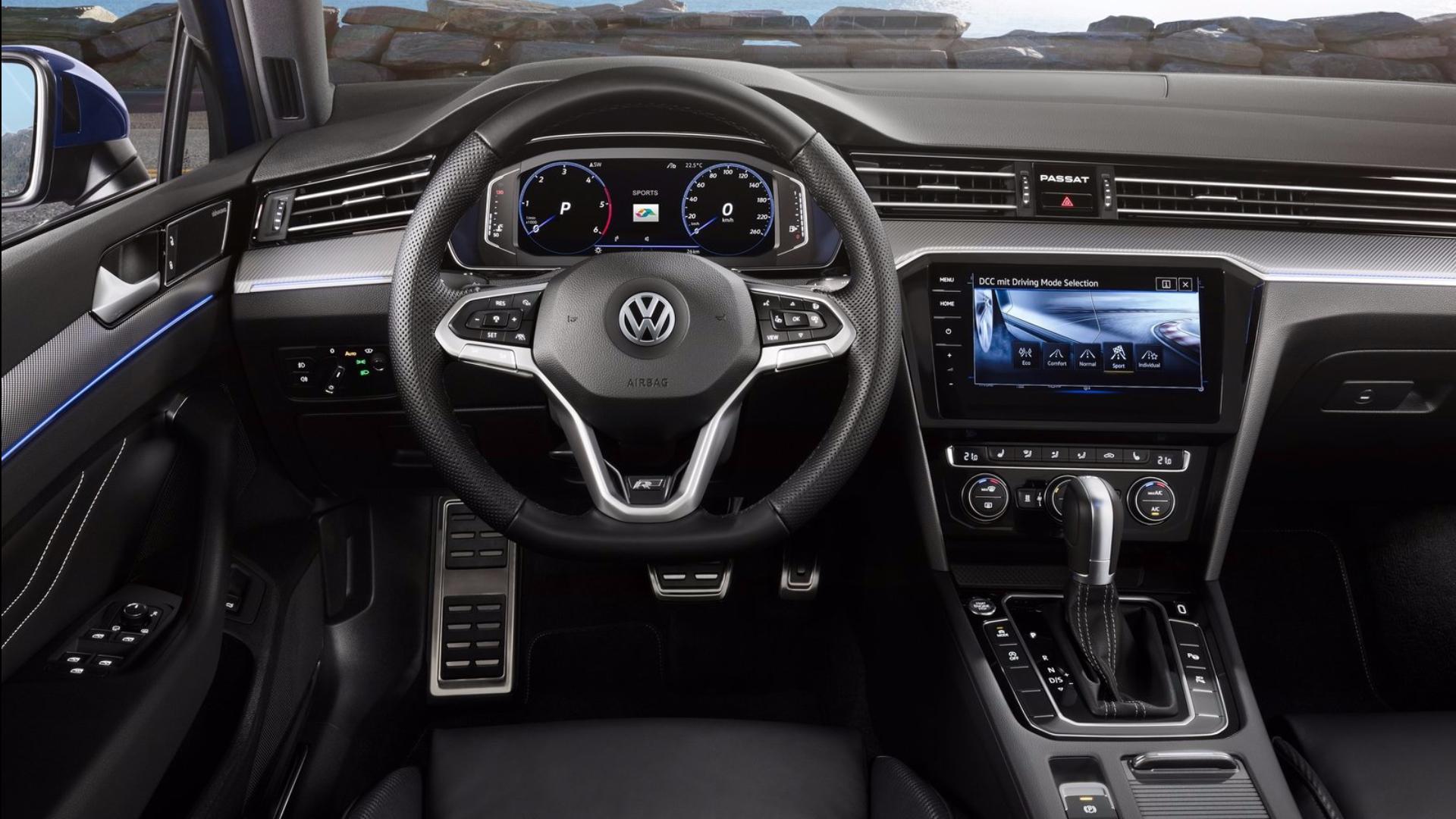 Volkswagen Passat Recenze A Ceny Carismo Cz