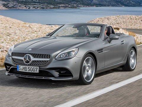 Mercedes-Benz SLC - recenze a ceny