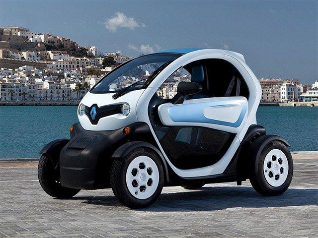 Renault Twizy - recenze a ceny | Carismo.cz
