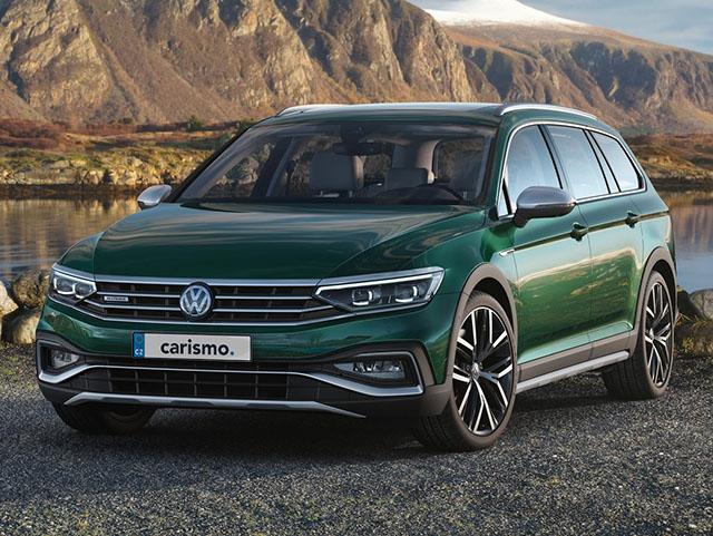 Volkswagen Passat Alltrack - recenze a ceny