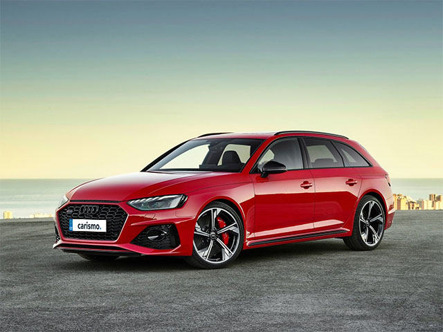 Audi RS 4 Avant - recenze a ceny