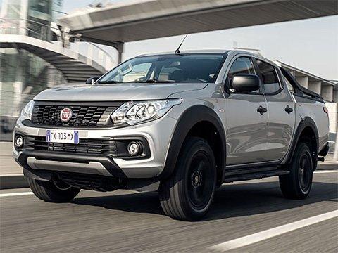 Fiat Fullback Cross - recenze a ceny