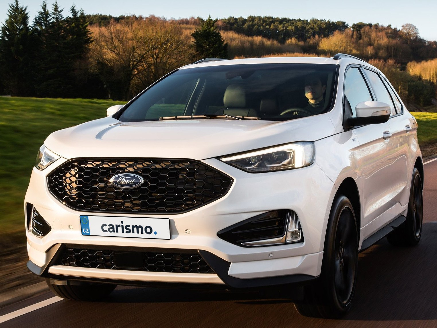 Ford Edge - recenze a ceny | Carismo.cz
