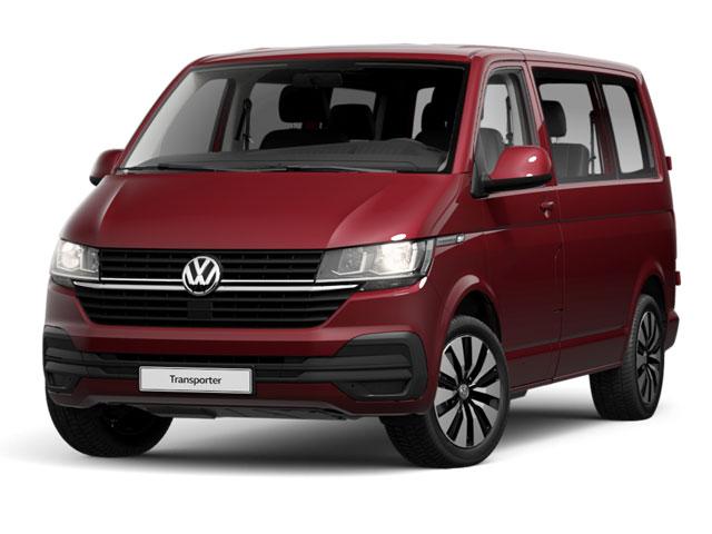 Volkswagen Transporter 6.1 Kombi - recenze a ceny