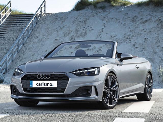 Audi A5 Cabriolet - recenze a ceny