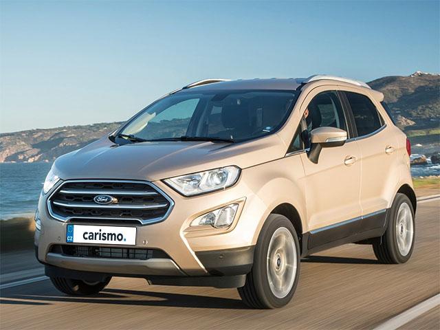 Ford Ecosport - recenze a ceny