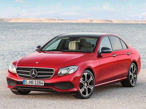 Video: Mercedes-Benz E zrychlení 220d (194hp)
