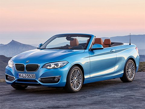 Video: BMW 2 Cabrio jízda
