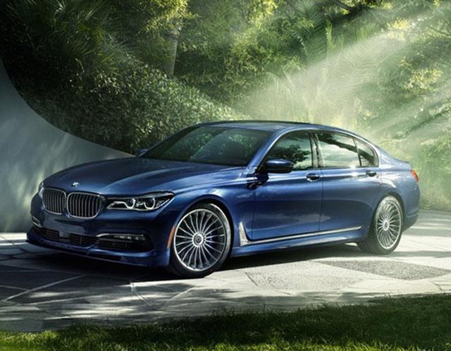BMW ALPINA B7 BITURBO - recenze a ceny   Carismo.cz