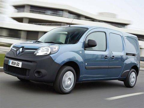 Renault Kangoo Maxi - recenze a ceny