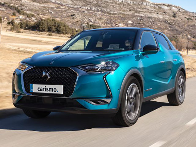 Video: DS 3 Crossback Test