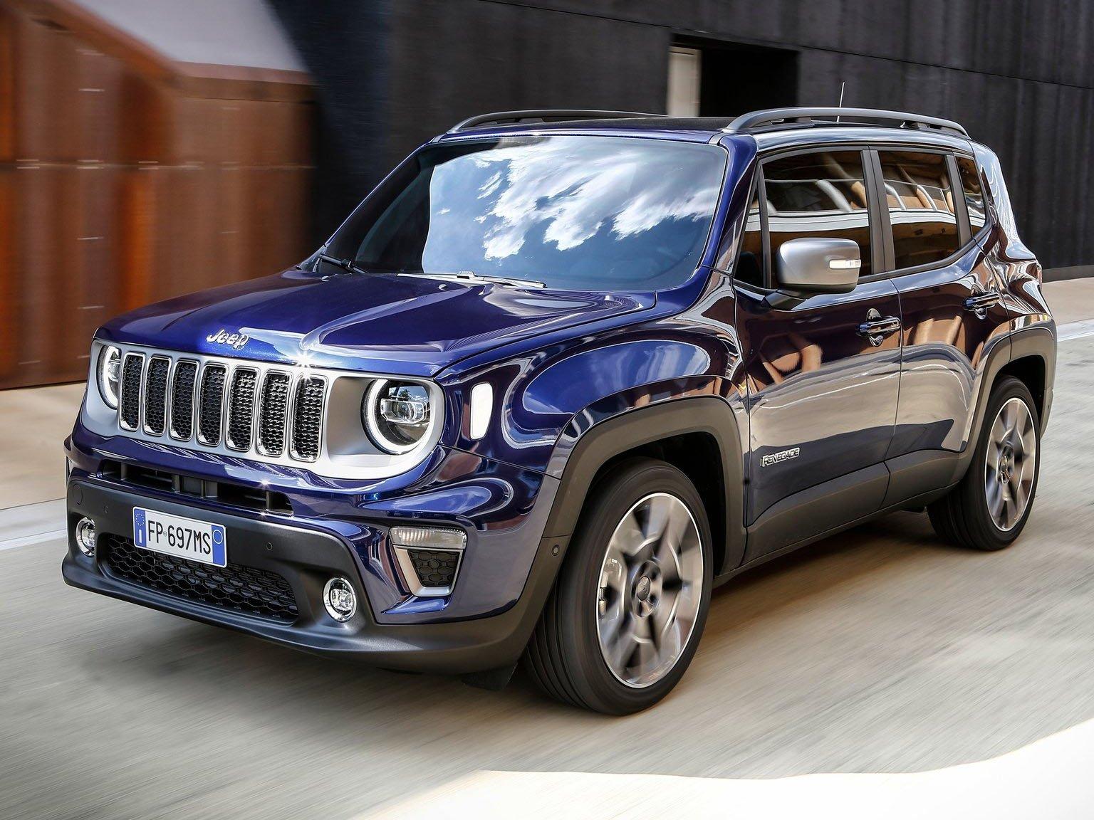 Jeep Renegade - recenze a ceny