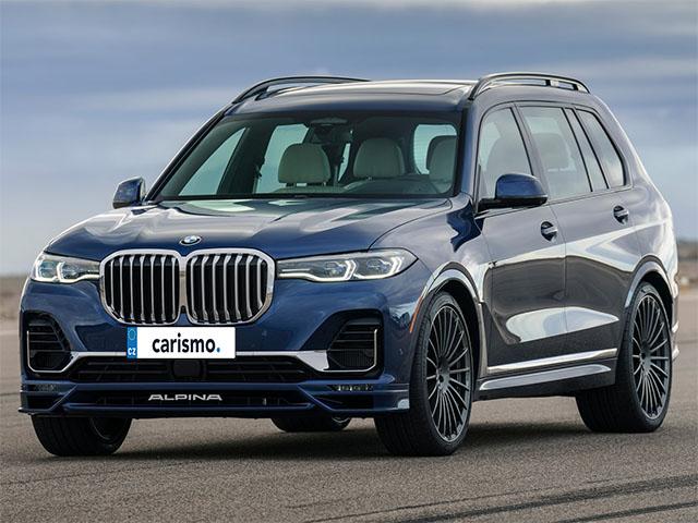 BMW ALPINA XB7 - recenze a ceny