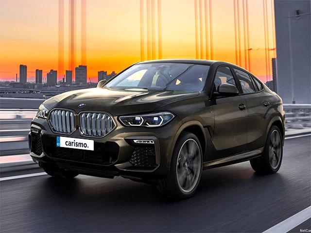 BMW X6 - recenze a ceny