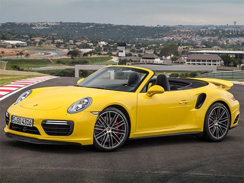 Porsche 911 Cabriolet - recenze a ceny
