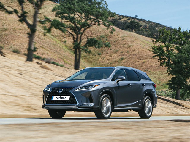 Lexus RX L - recenze a ceny
