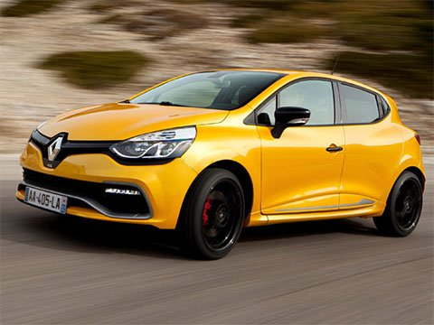 Renault Clio R.S. - recenze a ceny