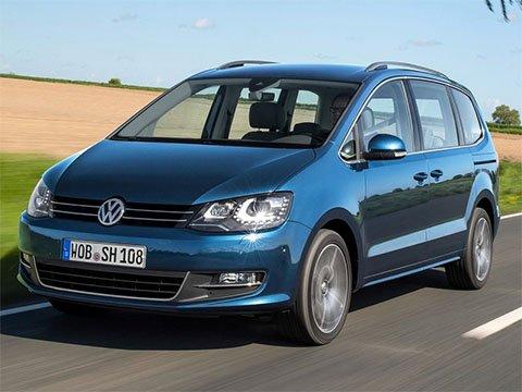 Volkswagen Sharan - recenze a ceny