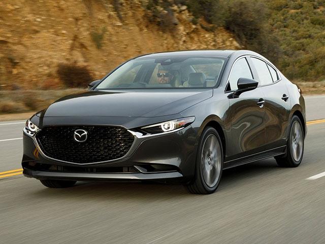 Video: Mazda 3 sedan představení