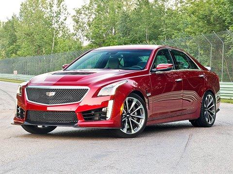 Cadillac CTS-V - recenze a ceny