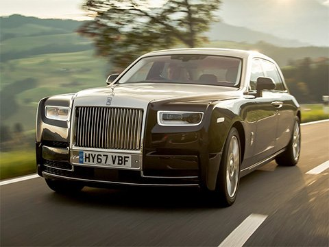 Rolls-Royce Phantom - recenze a ceny