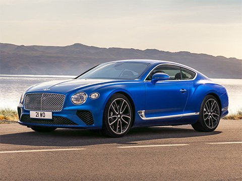 Bentley Continental GT - recenze a ceny