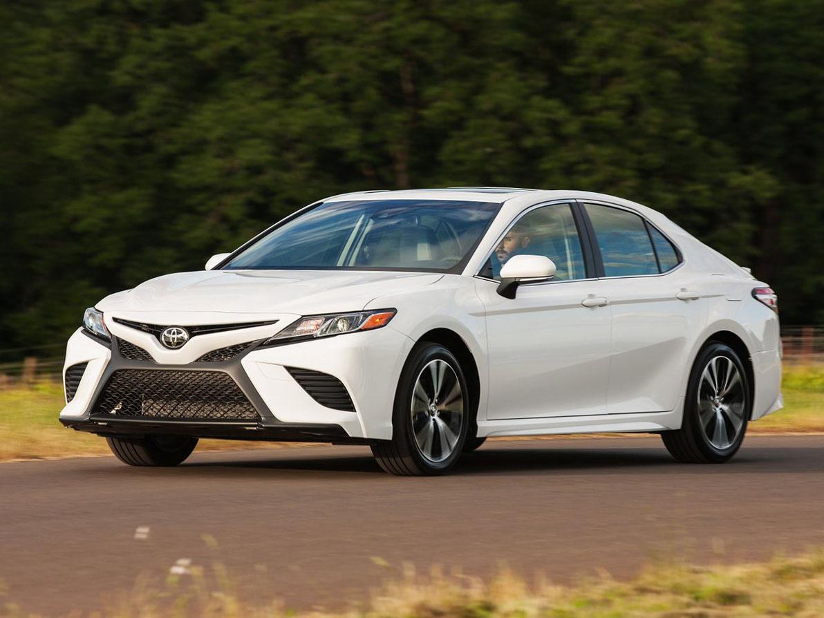 Toyota Camry - recenze a ceny | Carismo.cz