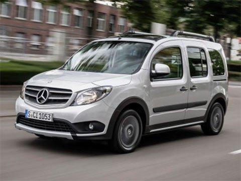 Mercedes-Benz Citan Tourer - recenze a ceny