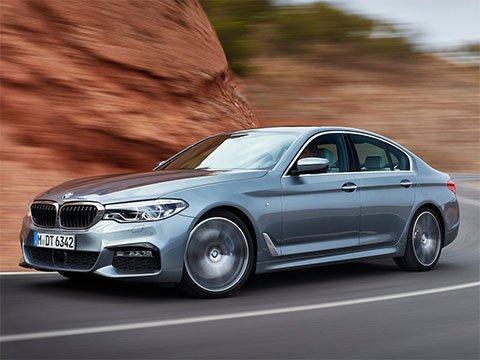 Video: BMW 5 Sedan Představení