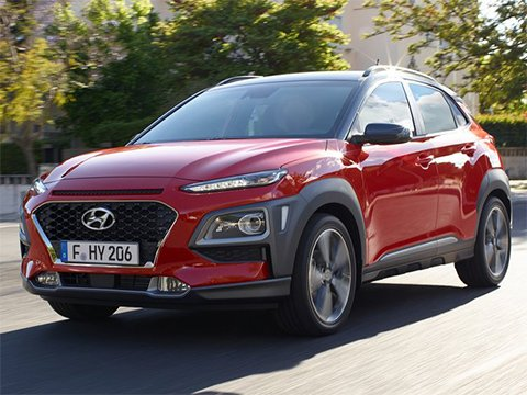 Video: Hyundai Kona jízda