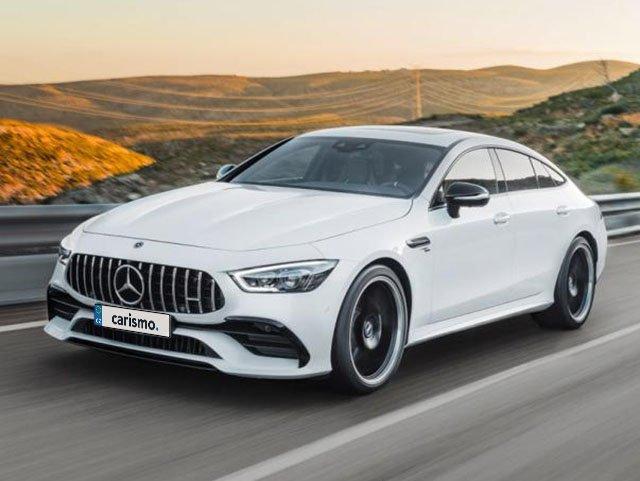 Mercedes-Benz GT 4dv. - recenze a ceny