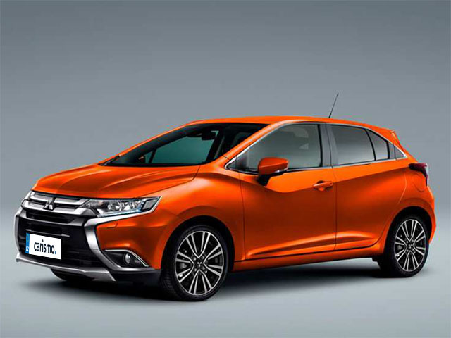 Mitsubishi Space Star - recenze a ceny