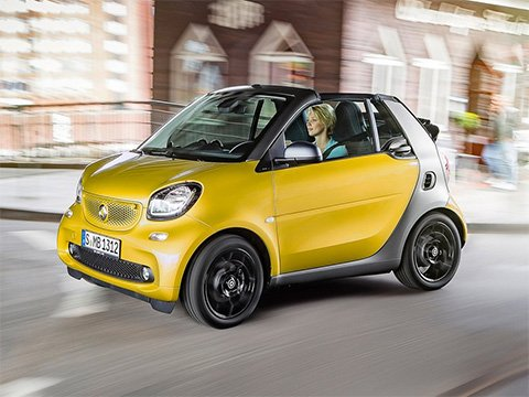 Smart Fortwo cabrio - recenze a ceny