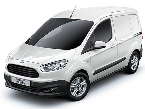 Ford Transit Courier Van - recenze a ceny