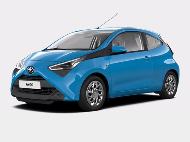 Toyota Aygo 3dv. - recenze a ceny